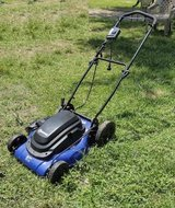 KOBALT ELECTRIC LAWNMOWER, COMES WITH 50' CORD - POWERFUL! in Baytown, Texas