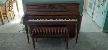 Free Kimball Piano with Storage Bench in Glendale Heights, Illinois