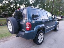 2006 JEEP Liberty Limited 4X4 in Spring, Texas
