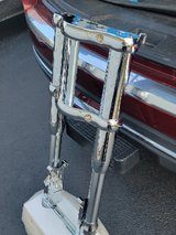 Harley billet chrome front end in Joliet, Illinois