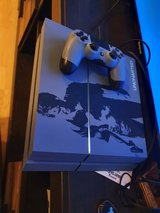 PS4 Uncharted edition in Spangdahlem, Germany