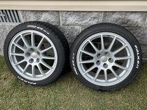 """18"""" Mitsubishi Lancer Evo X Wheels in Fort Campbell, Kentucky"""