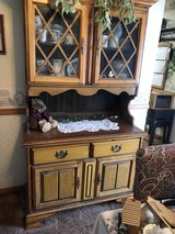 China Hutch in Fort Riley, Kansas