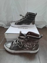 Womens Gray Multi Fabric shoes by Guess size 7 in San Diego, California
