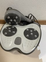 Back and Feet Massager in Okinawa, Japan