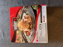 Weber Poultry Roaster new in box in Chicago, Illinois