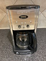 Cuisinart programmable coffee maker in Spring, Texas