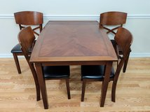 Ashley Furniture Kitchen Table & 4 Chairs Set EXCELLENT!!! - $150 in Fort Campbell, Kentucky
