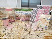 BABYSHOWER GIRL DECORATIONS in Pearland, Texas