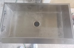 FARMHOUSE SINK **STAINLESS STEEL** in Pearland, Texas