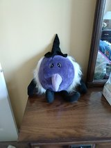 stuffed witch in Chicago, Illinois