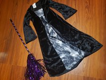 Halloween - Cute witch costume in Spring, Texas