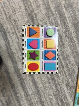 Melissa and Doug Chinky Puzzle Shapes in Joliet, Illinois