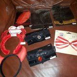Dress-up accessories in Spring, Texas
