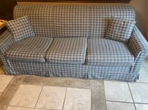 Sofa with Reclining bed in Glendale Heights, Illinois