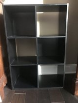 Black 6 cube storage in Fort Campbell, Kentucky