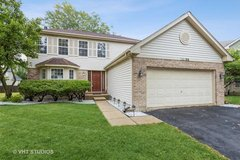 Smart house 1108 Mallory Ct., Naperville in Glendale Heights, Illinois