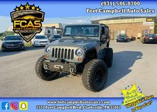 2013 Jeep Wrangler Rubicon 10th Anniversary Sport Utility 2D 2 4WD V6, 3.6 Liter in Fort Campbell, Kentucky