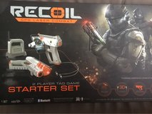 Recoil Laser Tag Game with GPS in Lakenheath, UK