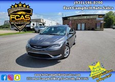 2015 Chrysler 200 Limited Sedan 4D 4 FWD 4-Cyl, MultiAir, 2.4L in Fort Campbell, Kentucky