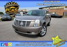 2011 Cadillac Escalade Sport Utility 4D 4 2WD V8, Flex Fuel, 6.2 Liter in Fort Campbell, Kentucky