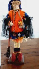 22 inch witch / scarecrow in Kingwood, Texas