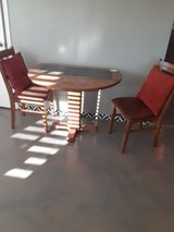 Dining room table /4 chairs in 29 Palms, California
