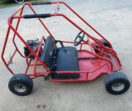Stingray Red Go Cart with roll bars Go-cart Located in Splendora, TX in Kingwood, Texas