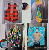bundle of mens fancy dress costumes. price is for all in Lakenheath, UK