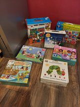 bundle of kids games and puzzles. all complete in Lakenheath, UK
