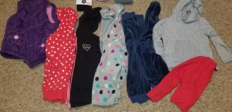 Girls Size 3t Fall/Winter Lot Over 40 pieces in Warner Robins, Georgia