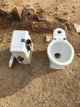 toilet  NOTHING WRONG with it in 29 Palms, California