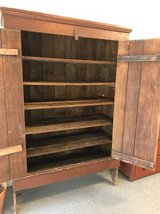 Authentic Farmhouse Cabinet in Glendale Heights, Illinois