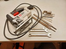 PORTER CABLE JIGSAW+MISC. TOOLS in Nellis AFB, Nevada