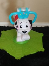 Fisher Price Bounce and Spin Puppy in 29 Palms, California