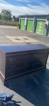 """wooden credenzas/ dresser. 68""""w x20""""d c36"""" h. Need out ASAP. No hold. in Chicago, Illinois"""