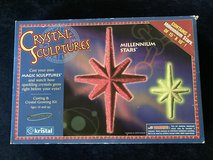 New! Crystal Growing Kit - Crystal Sculptures Millennium Stars in Chicago, Illinois