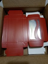 1/2 LB. RED WINDOW BOXES FOR BRITTLE OR BARK in 29 Palms, California