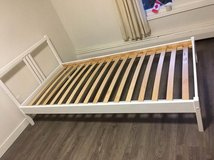 IKEA FJELLSE Toddler bed frame with slats (twin size) in Warner Robins, Georgia
