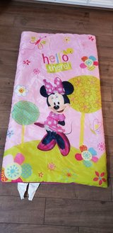 Minnie Mouse Kids- Sleeping Bag in Spring, Texas