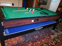 3 N 1 pool table in Chicago, Illinois