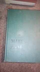 Mary Anne by Daphne Du Maurier (1954, Hardcover) **1st Edition** in Fairchild AFB, Washington