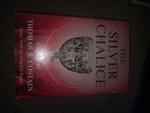 Thomas B. Costain THE SILVER CHALICE 1st Edition 1st Printing in Fairchild AFB, Washington