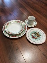 12 Sets of 12 Days of Christmas 5-Piece Place Settings by Domestications in Warner Robins, Georgia