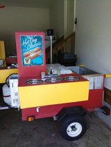 Hot Dog Cart: Lease or Purchase in Fort Campbell, Kentucky