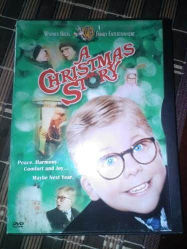 A Christmas Story DVD in Fort Campbell