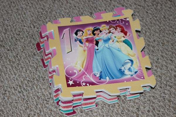 Disney Princess Number Deluxe