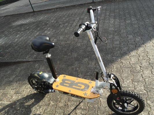 Go Bowen Electric Scooter Used Great Condition Cars Trucks For