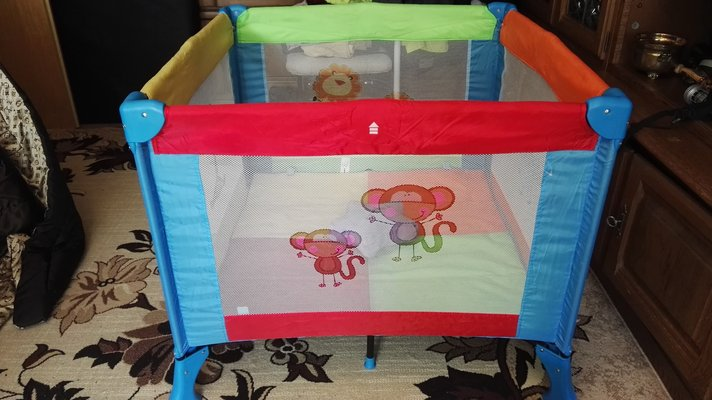 play yard fully new cond used just twice baby kids for sale on