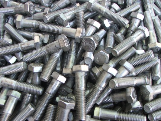 """1//2-13 x 3/"""" Stainless Steel Hex Cap Screw Bolt 18-8 304 Qty 25"""